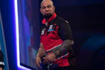 Top 180 hitters from PDC Autumn Series - Petersen and Wright lead standings