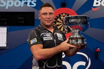 QUIZ: Can you name all previous Grand Slam of Darts participants