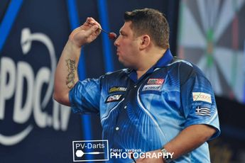 Barstow and Michael lead Top Averages from Day Three at 2021 PDC Q-School