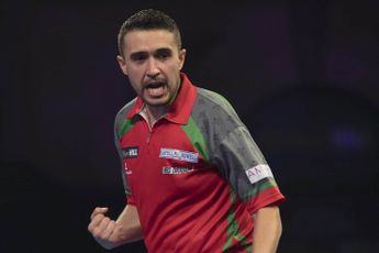 """Lewis decides to """"step away"""" from darts temporarily after PDC Autumn Series withdrawals"""