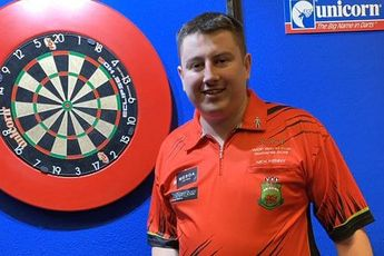 Kenny storms through PDC Home Tour Group Five after winning all three matches