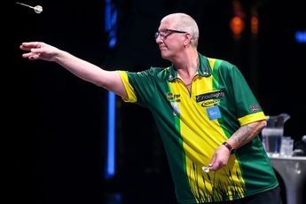 Schedule Friday morning session Online Darts League - Phase Three Week One including Cole, North and Hogan