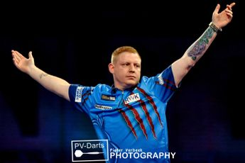 """North aiming for PDC return after MAD success: """"I can talk a good game but let's see if I can do it"""""""