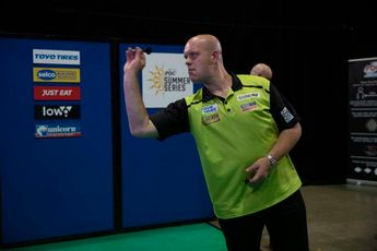 Van Gerwen knows he will come back stronger: 'It will all be fine'