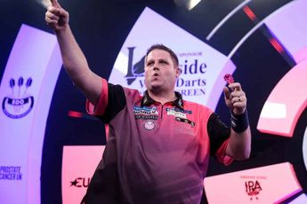 """Mitchell on potential regrets on late PDC switch: """"It's easy to say that now possibly I do"""""""