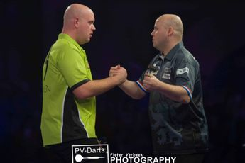 Exceptional match between Van Gerwen and Kist breaks two records at World Championship