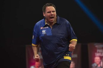 Cross, Whitlock, Beaton and Lewis among qualifiers for Hungarian Darts Trophy