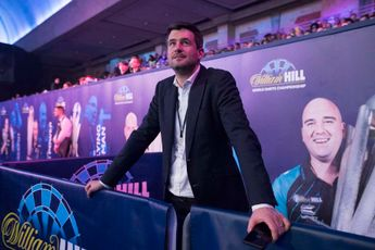 """PDC Chief Executive Matt Porter reveals potential end to Super Series: """"We're going to look to move to more mid weeks"""""""