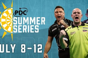 VIDEO: Behind the scenes look at first iteration of PDC Summer Series