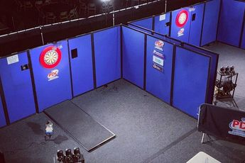 Searle, Wright and Schindler lead highest averages from second day at PDC Super Series 6