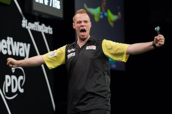 Deutschland besiegt Kanada beim World Cup of Darts, Nordirland gewinnt gegen Hongkong nach Decider