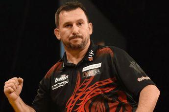 Clayton lässt Debütant Rydz beim World Grand Prix chancenlos, Labanauskas wirft Dolan aus dem Turnier