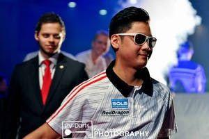 Cross und Rodriguez sicher beim Grand Slam of Darts dabei