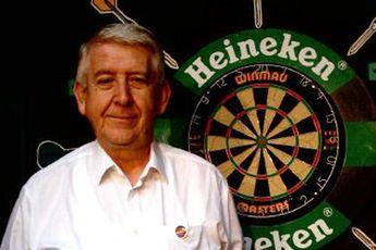 VERGESSENE DARTSPIELER: Tom Kirby war der erste Ire, der der PDC beitrat