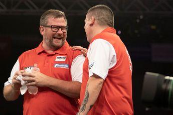 England im Viertelfinale des World Cup of Darts eine Nummer zu groß für Deutschland