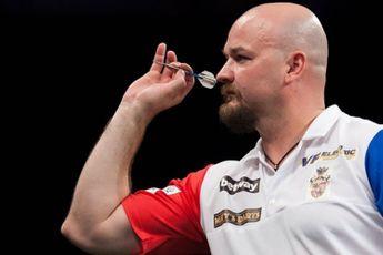Rekord für die Tschechische Republik nach Niederlage in der ersten Runde des World Cup of Darts