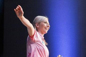 Sherrock führt die Order of Merit der PDC Women's Series nach sechs Turnieren an