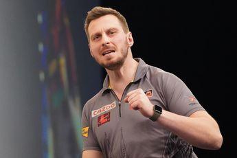 Hempel zieht beim World Series of Darts-Qualifikationsturnier in die letzten 16 ein