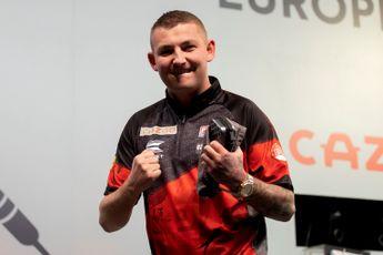 """Aspinall zeigt sich bei der European Championship in Form: """"Ich habe schon lange nicht mehr so viel Adrenalin gespürt"""""""