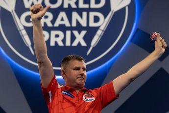 """Ratajski dämpft nach dem Sieg gegen Cross den Enthusiasmus: """"Das Niveau muss sich noch deutlich verbessern, um eine Chance auf den Turniersieg zu haben"""""""