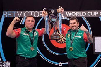 World Cup of Darts Spel (Minimaal 500 Euro aan prijzen!)