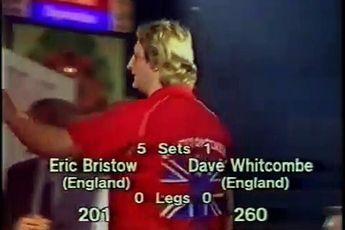 THROWBACK VIDEO: Bristow verovert in 1984 eindelijk derde wereldtitel met klinkende zege