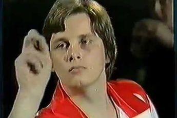 THROWBACK VIDEO: Keith Deller zorgt voor enorme sensatie met wereldtitel in 1983