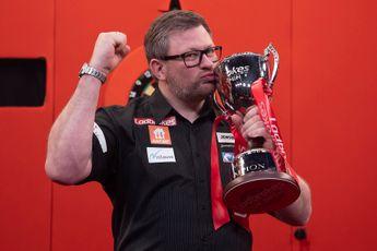 Wade wint UK Open in drie verschillende decennia: niveau groeit mee met de tijd