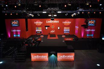UK Open en Players Championship Finals tot zeker eind 2023 op vakantiepark in Minehead