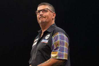 Anderson ook volgend jaar niet op World Cup of Darts: 'Ik ben nog van de oude stempel, aan een winnend team verander je niets'