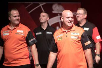 Van Duijvenbode ziet verschil in mindset met Van Gerwen: 'Ik kan goed toernooi spelen zonder te winnen'