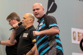 Cross treft Van Gerwen in EK-finale na eenvoudige overwinning op Cullen