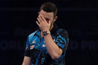 Humphries toont zich goede verliezer na fantastische wedstrijd: 'Hopelijk wint hij nu het toernooi'