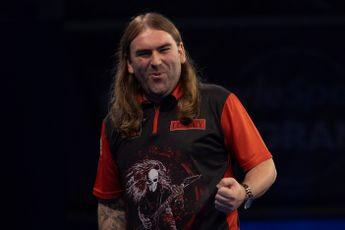 Searle is kwartfinalist op World Grand Prix: 'En nu hopelijk revanche nemen tegen Bunting'