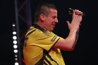 Geen extra Nederlanders geplaatst voor Grand Slam of Darts; wel onder meer Chisnall, Ratajski en Whitlock