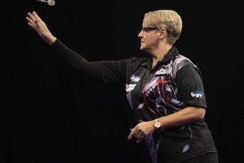 Voor vierde keer vrouwen van de partij op Grand Slam of Darts