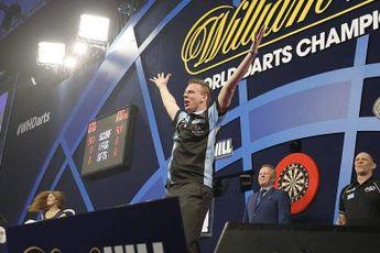 Hendriks en Van der Meer verliezen in tweede ronde German Darts Open