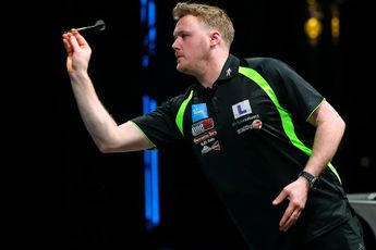 Williams en Barstow naar finalegroep in kampioenenweek Online Darts League