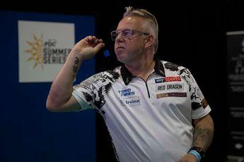 Wright twijfelt nog met welke pijlen hij op de World Matchplay zal gooien: 'Nog paar dagen om te experimenteren'