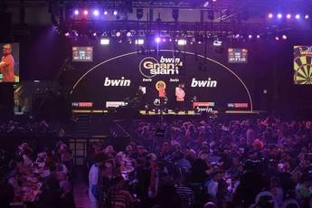 Edgar wil in de toekomst deelnametickets voor Grand Slam of Darts herverdelen
