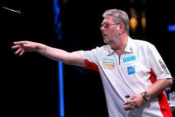 Adams leidt poule na tweede speeldag in nieuwe speelweek Online Darts League