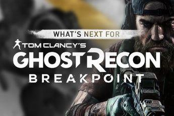 Ghost Recon: Breakpoint krijgt grote en gratis update