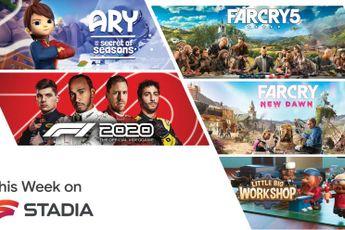 Nieuwe games, nieuwe deals en weer een Free Play weekend