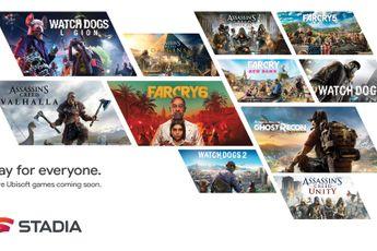 Meer Ubisoft games onderweg