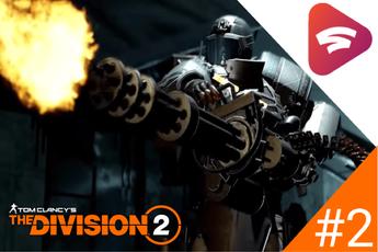 The Division 2 livestream: einde aan de Black Tusk! (vanaf 19:00 uur)