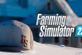 Farming Simulator 22: dit zijn de eerste gameplaybeelden