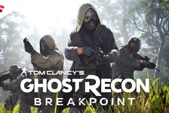 Trailer onthult nieuwe Ghost Recon Breakpoint 'Red Patriot' DLC