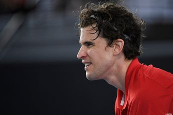 Dominic Thiem anxiously awaits for decision on wrist, might need surgery leaving him sidelined for longer