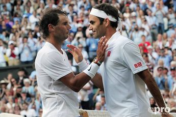 """""""Doubles next year"""" says Nadal as he teases return to Laver Cup in 2022 with Federer"""