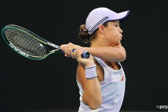 Rogers scores biggest win of career with stunning upset of Barty at US Open